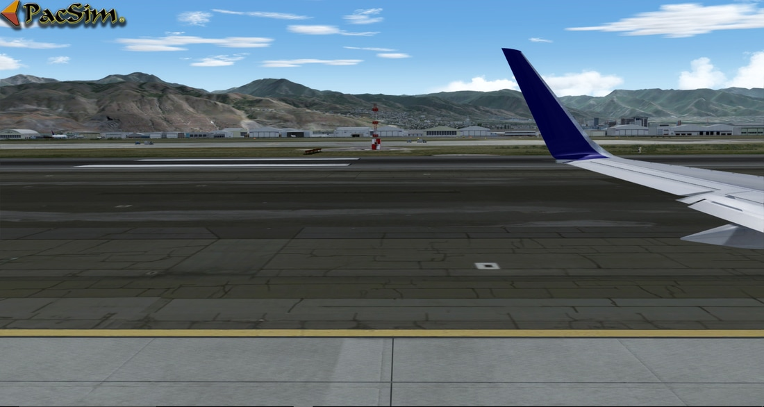 Salt Lake City Int - Scenes for pilots who deviate from the norm